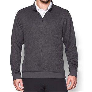 NWT! Under Armour Men's Storm SweaterFleece ¼ Zip